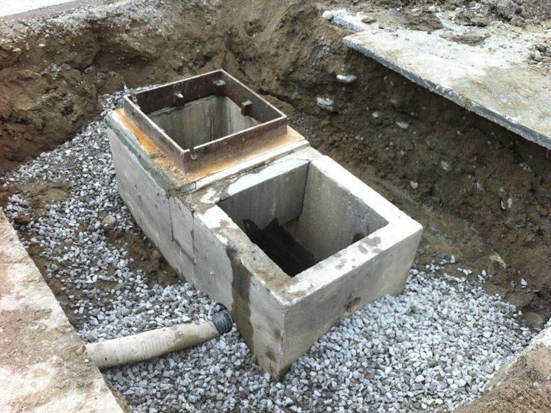 Catch Basin Rebuilding